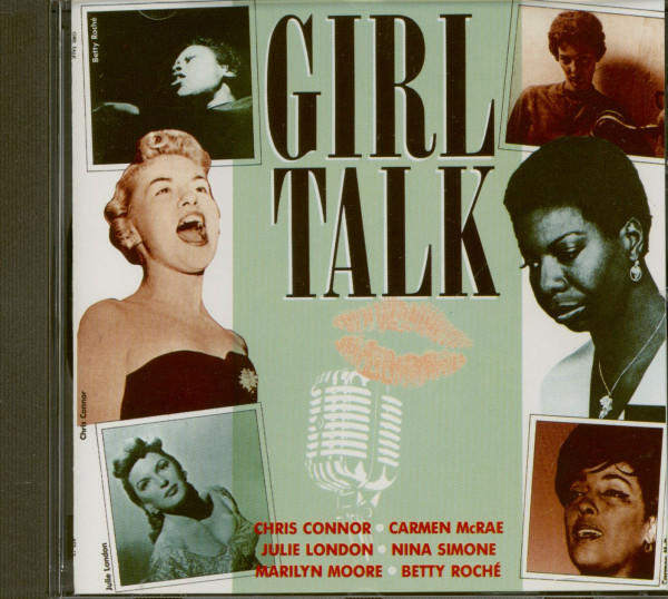 Girl Talk (CD)