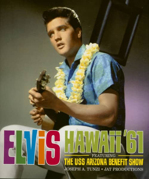 Hawaii '61 (Book & CD) Joseph A. Tunzi