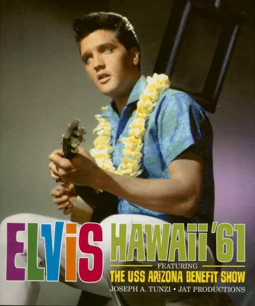Hawaii '61 (Book & CD) Joseph A. Tunzi