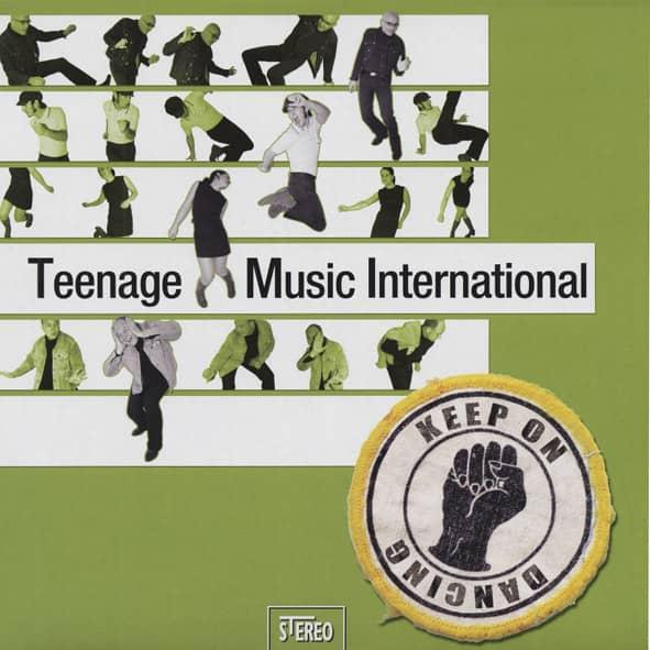 Keep On Dancing (45RPM LP)