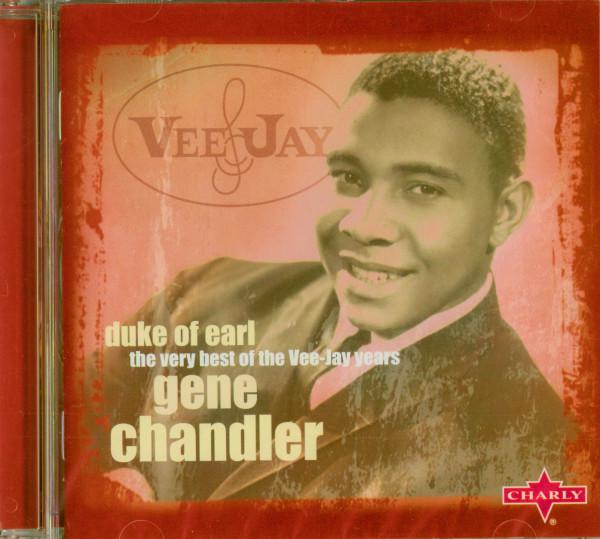 Duke Of Earl - The Very Best Of The Vee-Jay Years