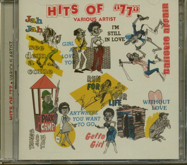 Hits Of '77 (Expanded 2-CD)