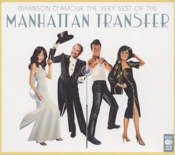 Manhattan Transfer Chanson D'amour - The Very Best Of (2-CD)
