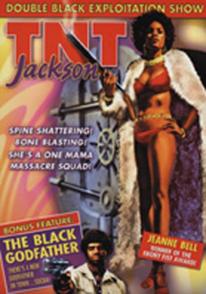 TNT Jackson (1979) - The Black Godfather(1974)