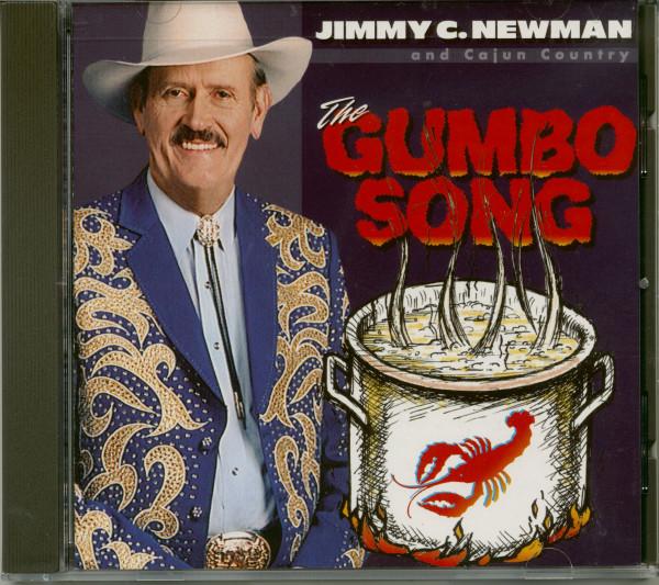 Gumbo Song (CD)