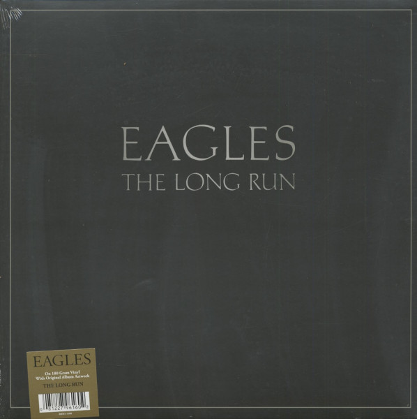 The Long Run (LP, 180g Vinyl)