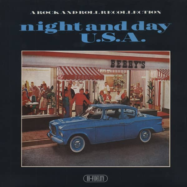 Night & Day U.S.A - A Rock And Roll Recollection Vol.3