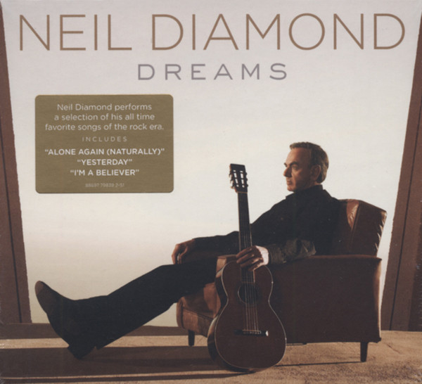 Diamond, Neil Dreams - All Time Favorites