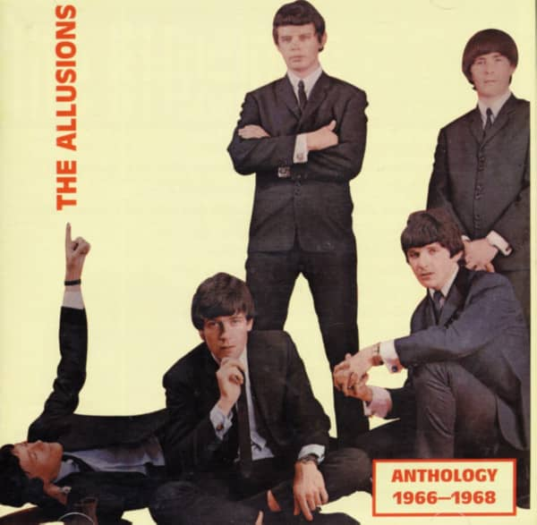 Allusions Anthology 1966-68