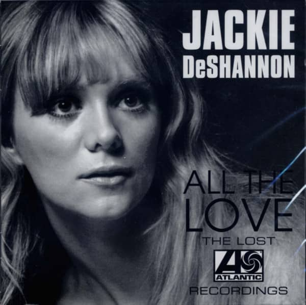 All The Love - The Lost Atlantic Recordings (CD)