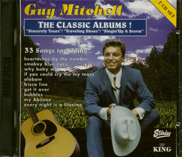The Classic Albums (2-CD)