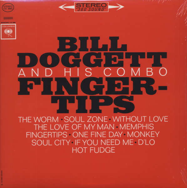 Doggett, Bill & His Combo Fingertips