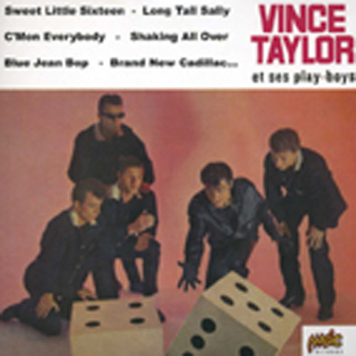 Taylor, Vince EP Collection 1959-61...plus