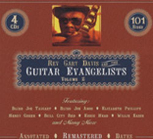 Guitar Evangelists Vol.2 (4-CD-Box)