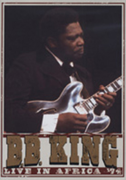 King, B.b. Live In Africa