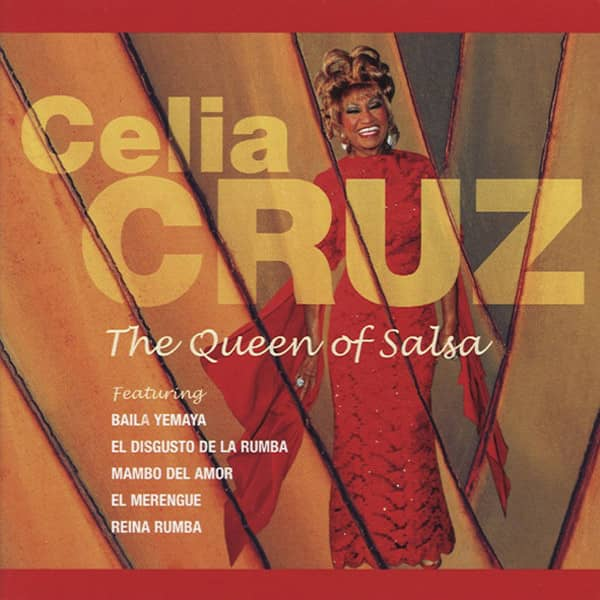 Cruz, Celia The Queen Of Salsa 1950-55