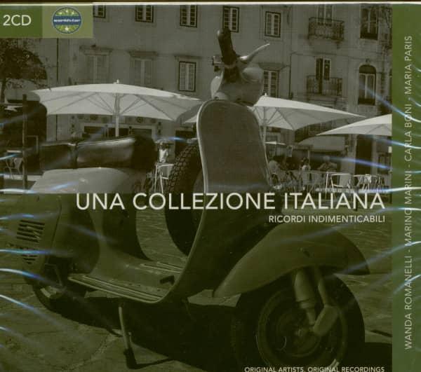 Una Collezione Italiana - Ricordi Indimenticabili (2-CD)
