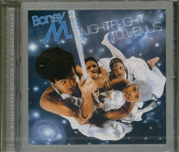 Nightflight To Venus...plus (CD)