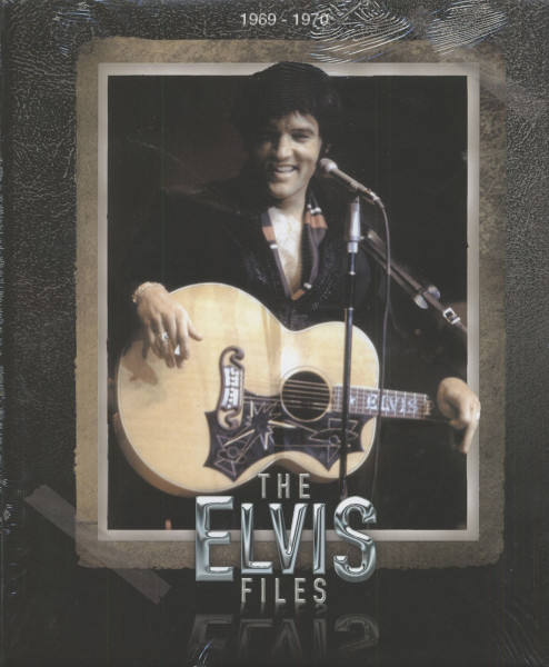 Presley, Elvis The Elvis Files 1969-70 Photobook Vol.5