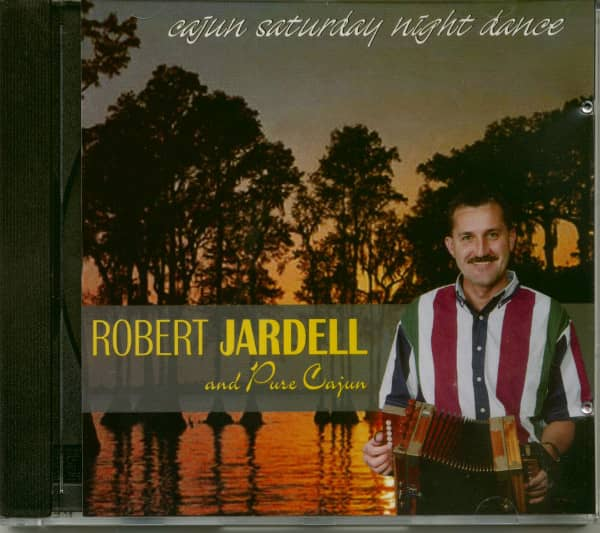 Cajun Saturday Night Dance (CD)