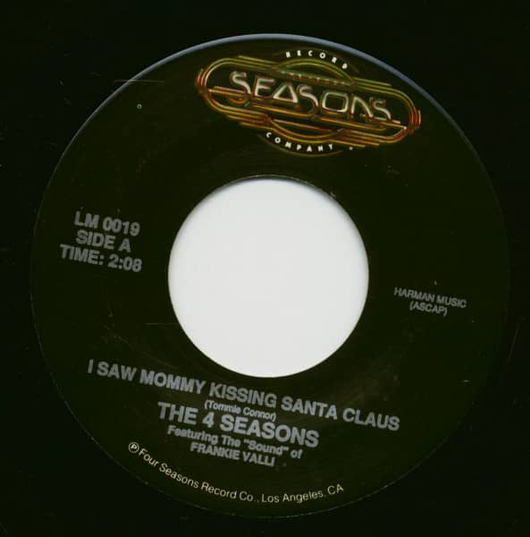 I Saw Mommy Kissing Santa Claus - Santa Claus Is Coming To Town (7inch, 45rpm)