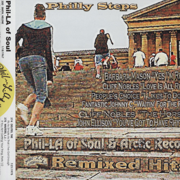 Va Philly Steps (2005 Re-mixes)
