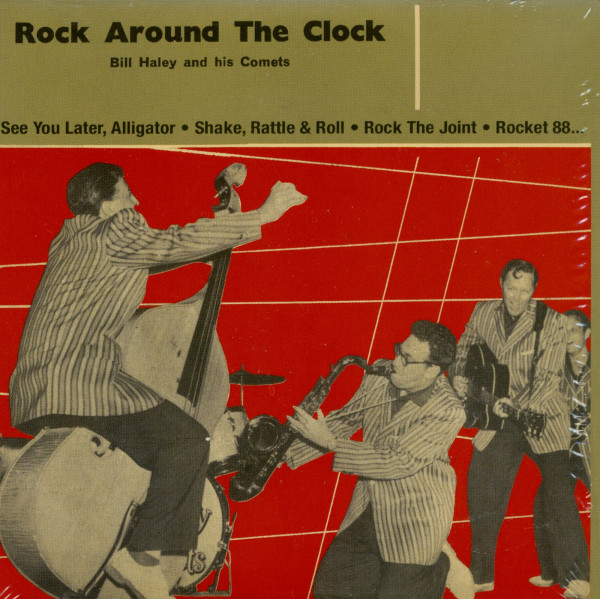 Haley, Bill Rock Around The Clock - Papersleeve