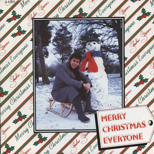 Merry Christmas Everyone 7inch, 45rpm, PS, SC
