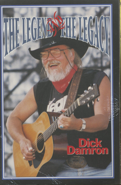The Legend and the Legacy by Gina Arnold - Biography of Dick Damron