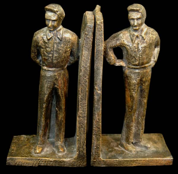 Cash, Johnny - Thomas Recker Bear Bookends Johnny Cash - Limited Edition
