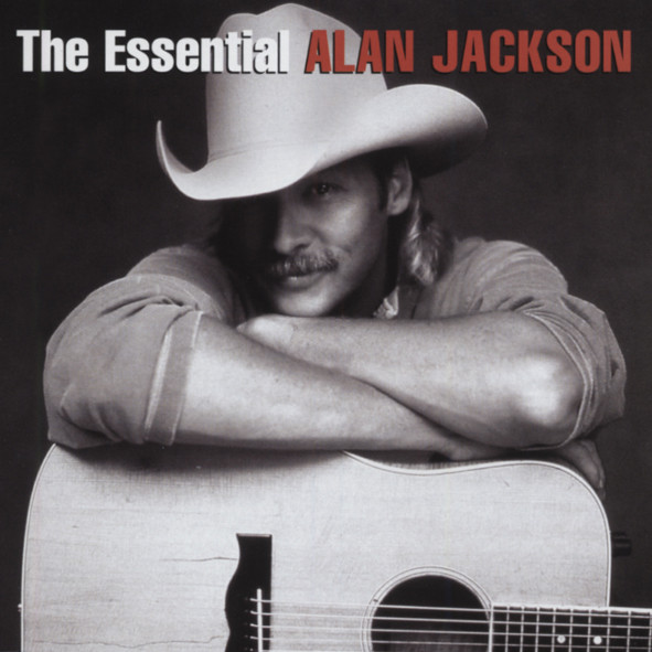 Jackson, Alan The Essential (2-CD)