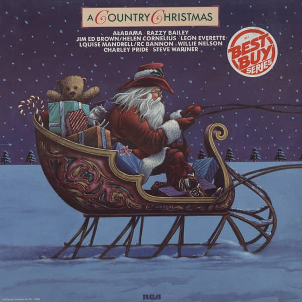 A Country Christmas (LP)