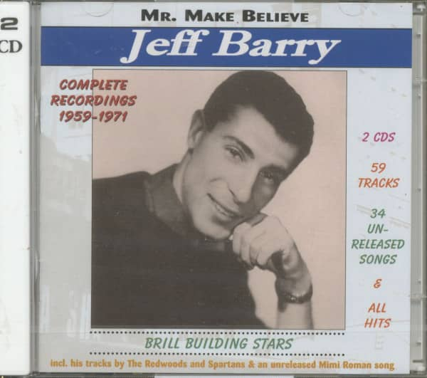 Mr. Make Believe - Complete Recordings 1959-71 (2-CD)
