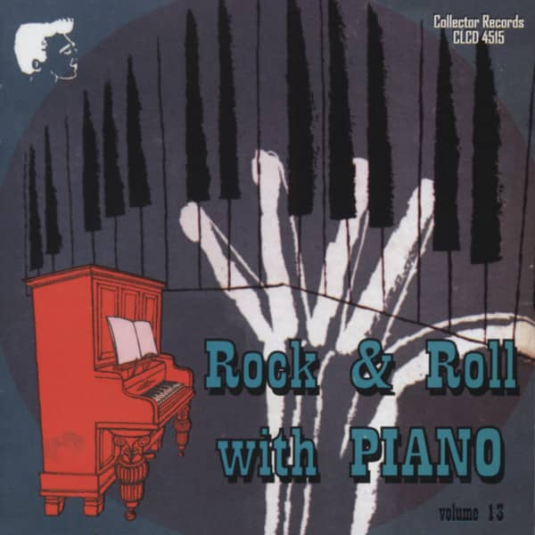 Va Vol.13, Rock & Roll With Piano