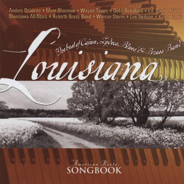 Louisiana - American Roots Songbook
