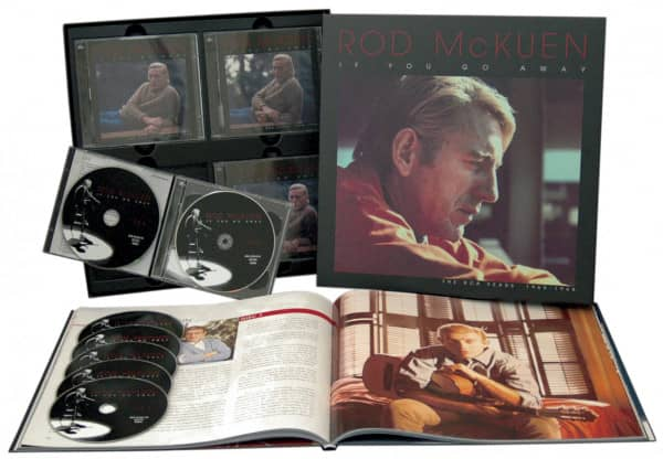 If You Go Away (RCA) (7-CD Deluxe Box Set)