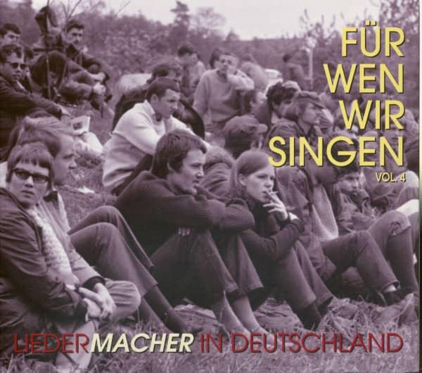 Für wen wir singen - Liedermacher, Vol.4 (3-CD)