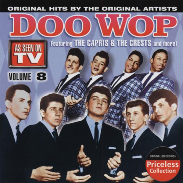 Va Vol.8, Doo Wop As Seen On Tv