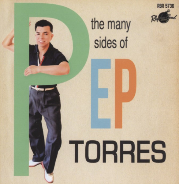 Torres, Pep The Many Sides Of Pep Torres