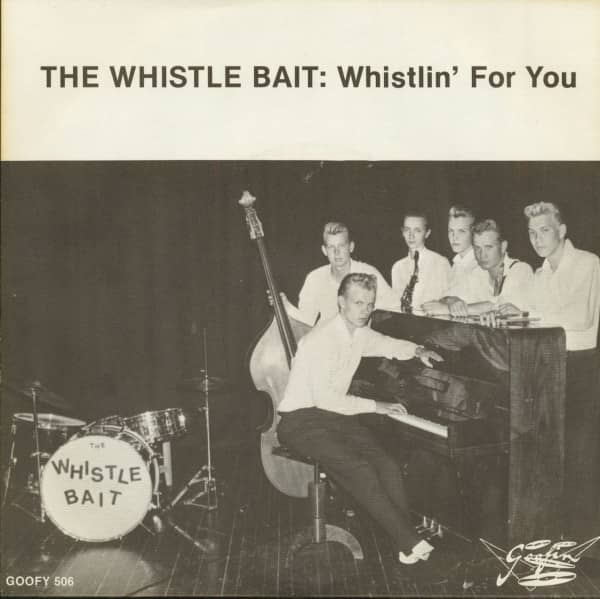 Whistlin' For You (EP, 7inch, 45rpm, PS, SC)