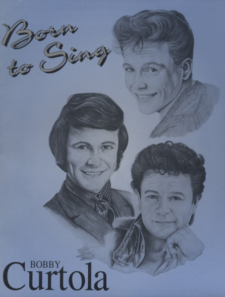 Curtola, Bobby Born To Sing - Original Fancine 1994