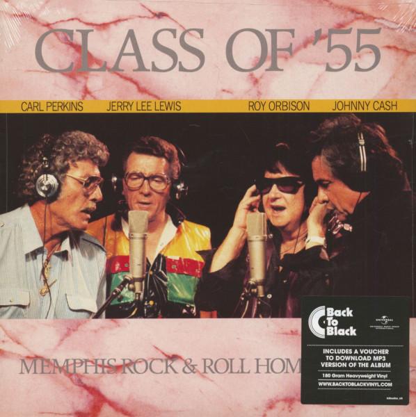 Memphis Rock & Roll Homecoming (LP, 180g Vinyl & Download Code)