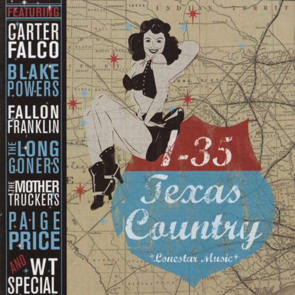 Va I-35 Texas Country