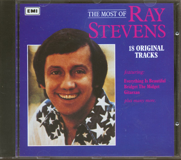The Most Of Ray Stevens - Live (CD)