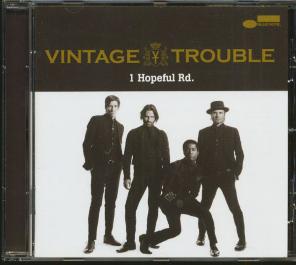 1 Hopeful Rd. (CD)