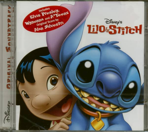 Lilo & Stitch - Disney Soundtrack (CD)