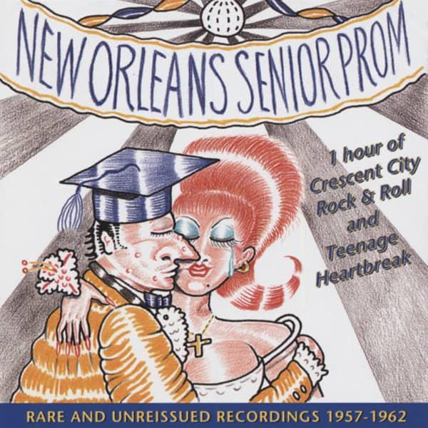 New Orleans Senior Prom - Crescent City R&R