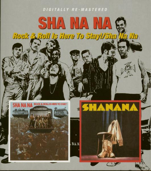 Rock & Roll Is Here To Stay - Sha Na Na (CD)