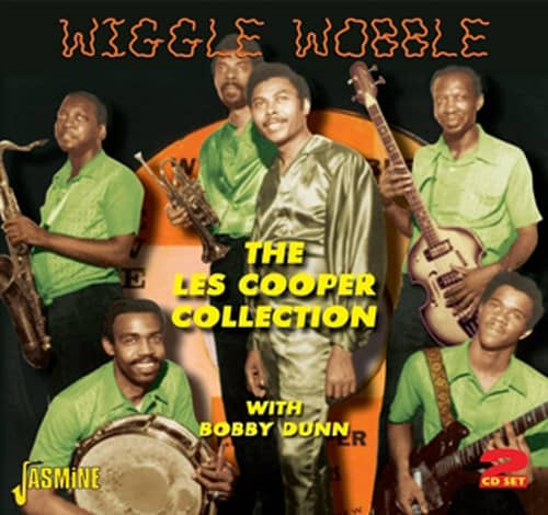 Various Wiggle Wobble - The Les Cooper Collection (2-CD)