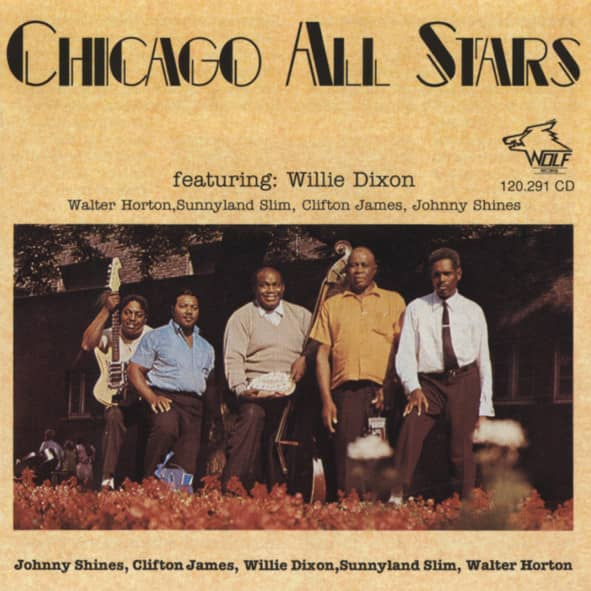 Chicago Blues All Stars Chicago Blues All Stars